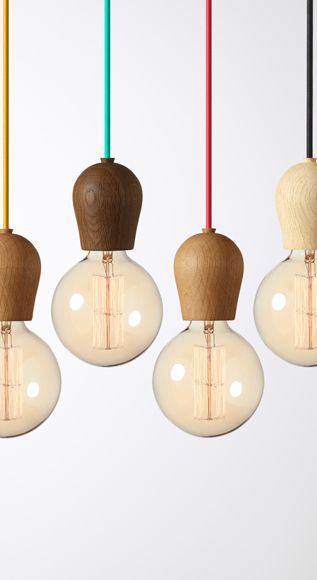 Nordic Tales Lighting Bright Sprout Lampade
