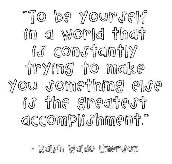 Peaceful Mind Peaceful Life #beyourself #accomplish #unique