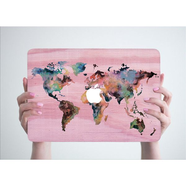Wood macbook case macbook air 11 13 hard case world map macbook wood macbook case macbook air 11 13 hard case world map macbook pro 13 gumiabroncs Image collections
