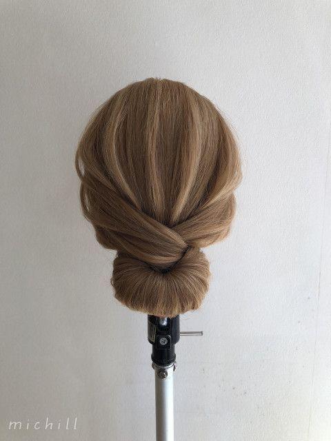 100均シニヨンメーカーが優秀すぎ 浴衣にもおすすめ 簡単まとめ髪ヘア