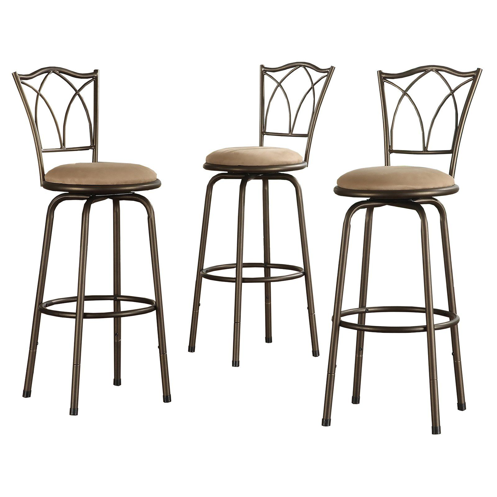Home Bar Stools Adjustable Stool Adjustable Bar Stools