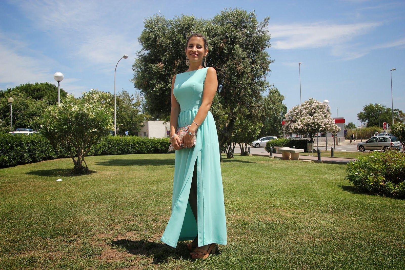 Como hacer un vestido para fiesta de dia
