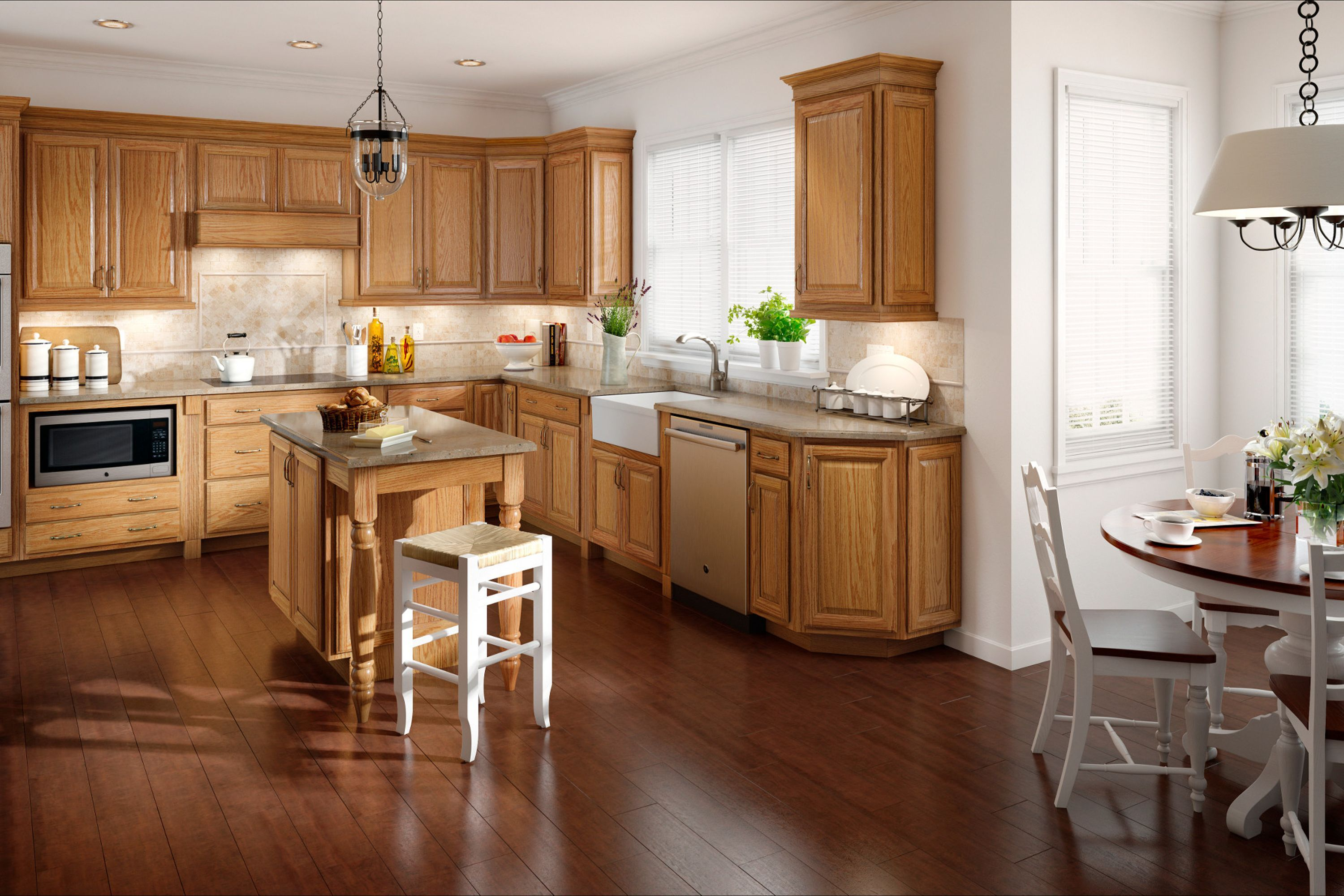 Classic & Traditional Kitchen Cabinets   Portland ...