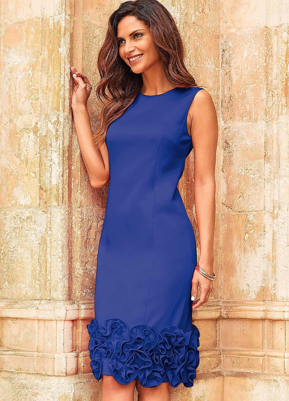 dfac1ee36ed44 Scuba Cornelli Hem Dress | Bridal Boutique: Mother of the Bride or ...