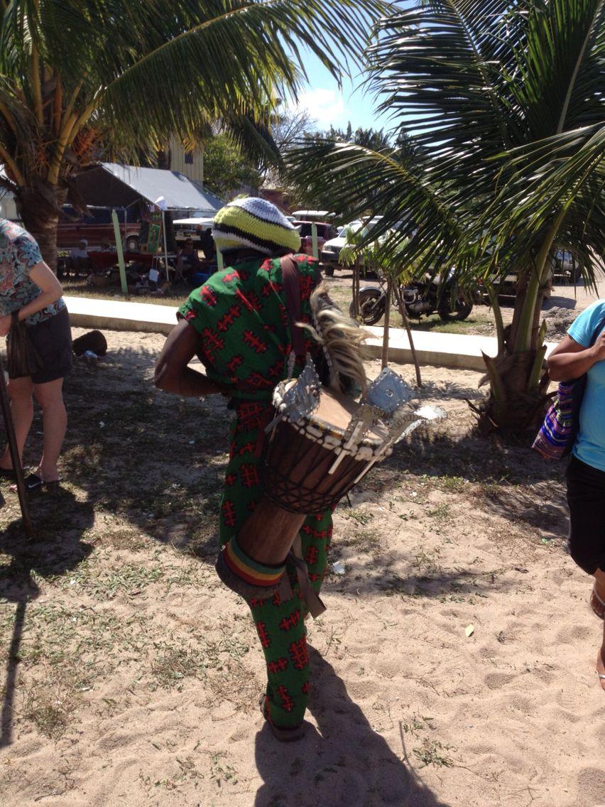 #Placencia #Belize #SidewalkArtsFestival #Travel
