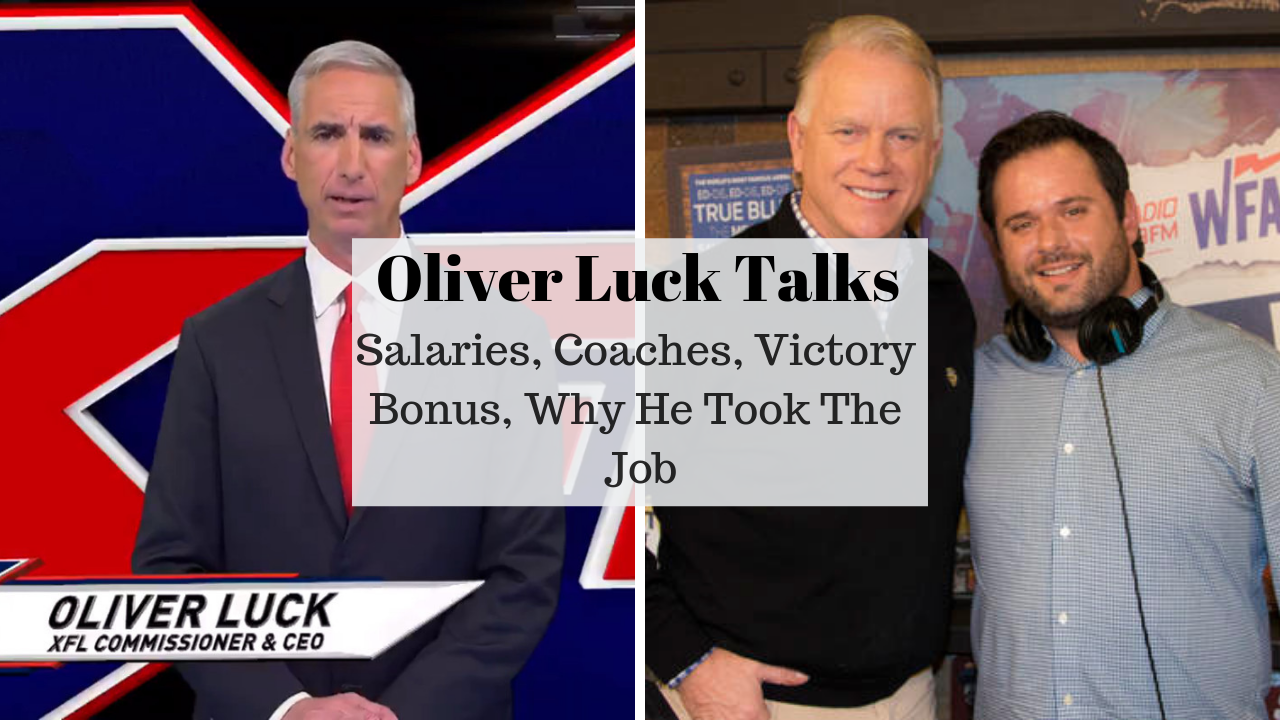 Pin by XFL News Hub on XFL News Coaching, Luck, Talk