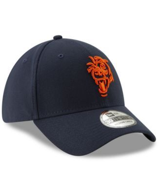 6fc58422466 New Era Chicago Bears Logo Elements Collection 39THIRTY Cap - Blue S ...