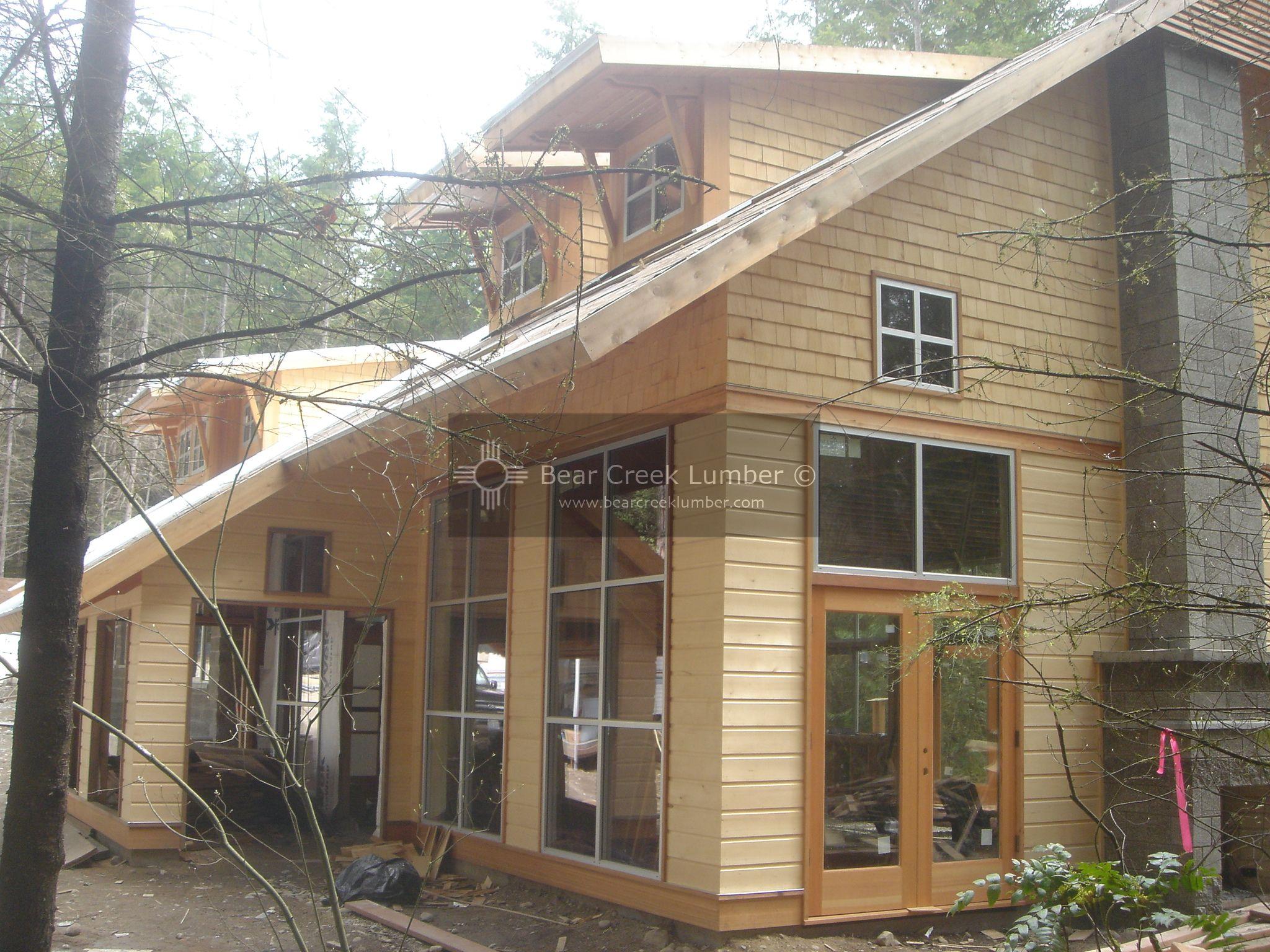 Best Alaskan Yellow Cedar Shingles Also Shown Is Pattern 105 400 x 300