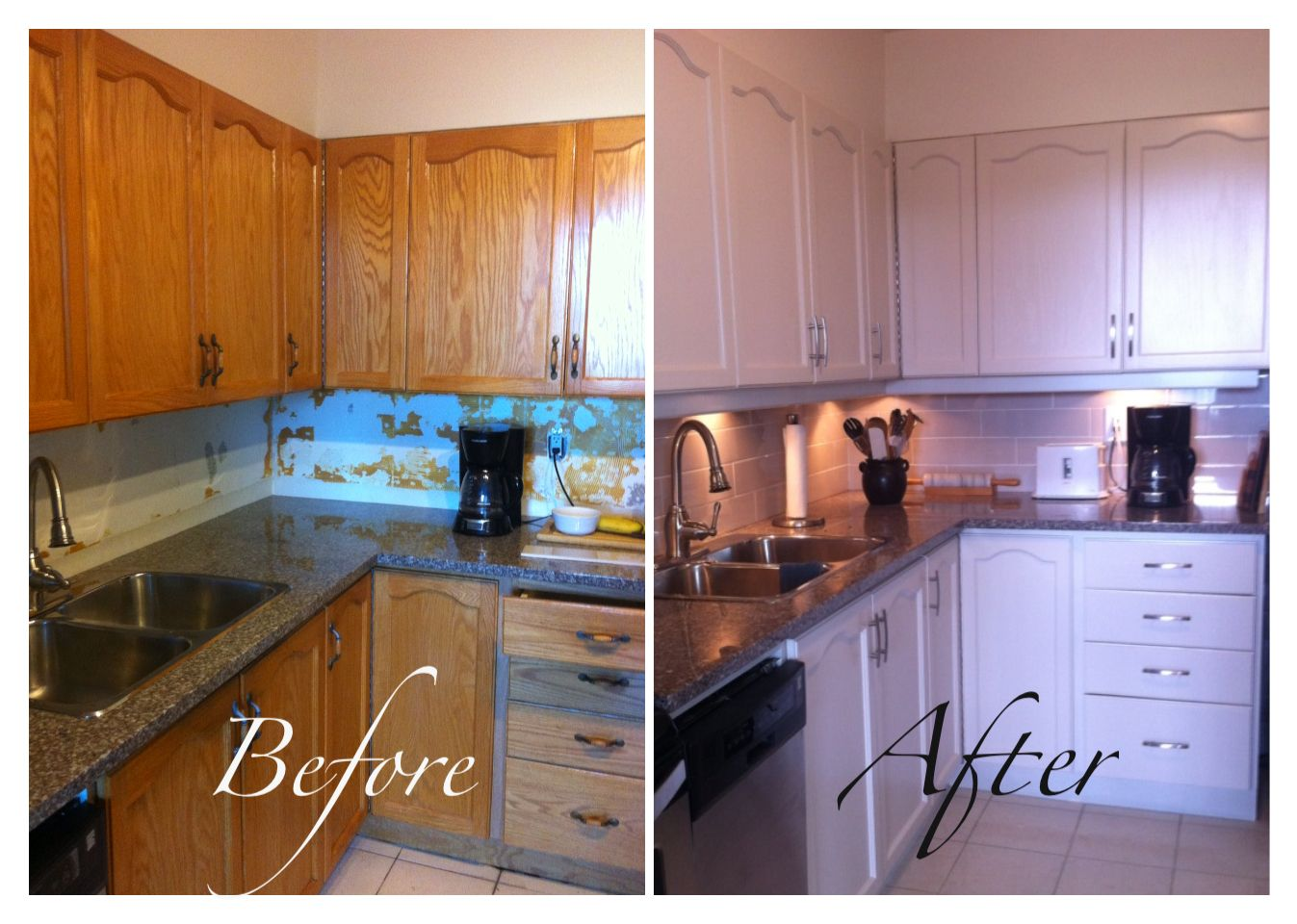 Oak Cabinets Painted Benjamin Moore Silver Satin Oc 26 Kitchen Cabinet Remodel Kitchen Cabinet Trends Kitchen Cabinets