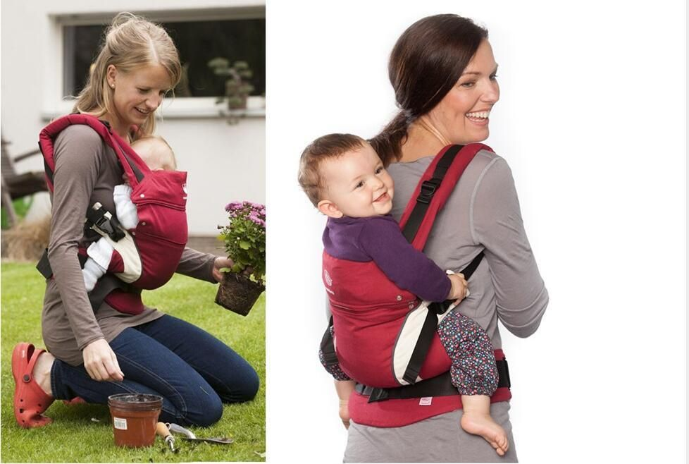 Quality material baby sling wrap carrier ORIGINAL TINOKIS Prima Baby Carrier
