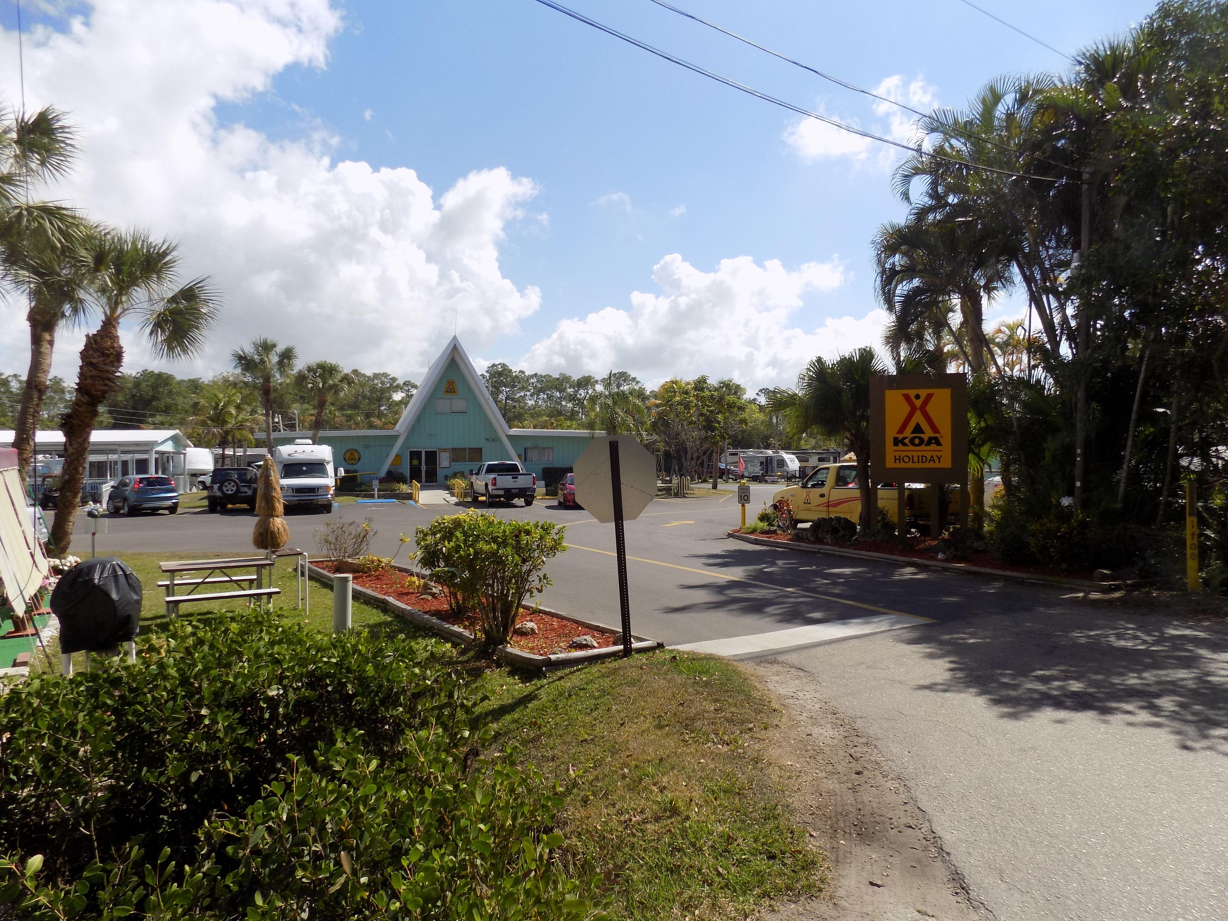 Naples KOA, Naples, FL. Naples FL and noseeims. When you check in ...