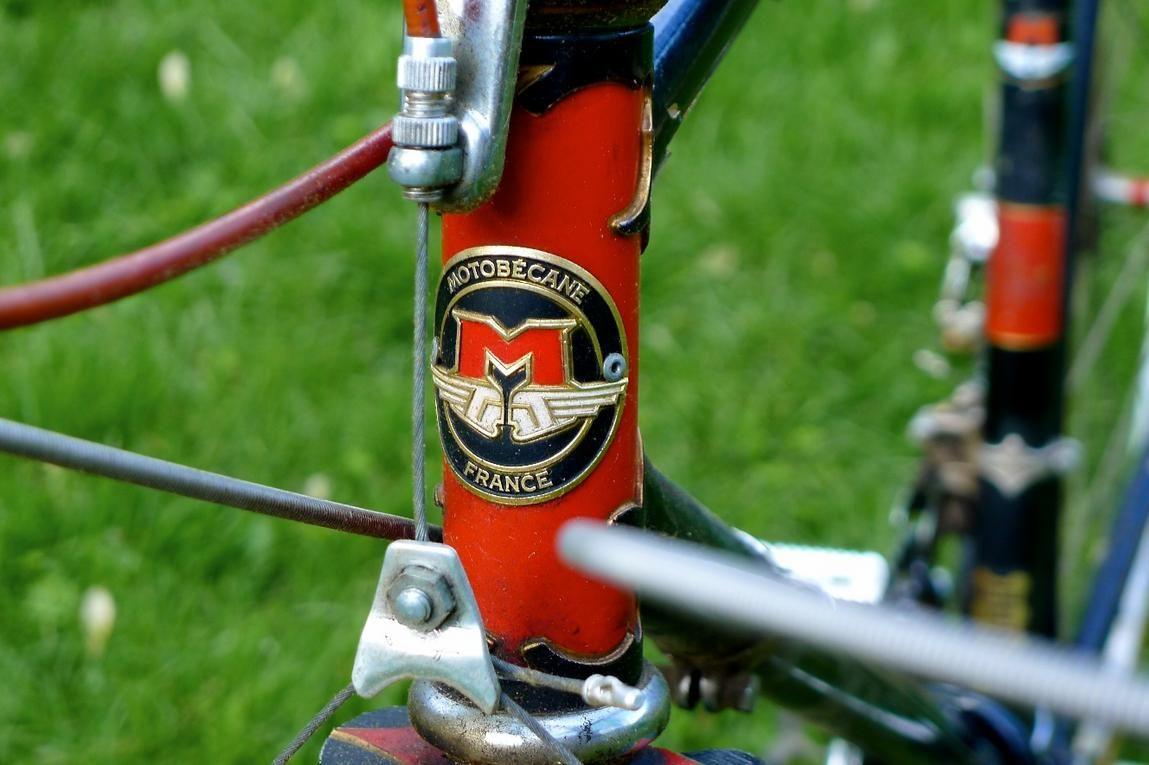 Motobecane Serial Number Database Bike Forums With Images