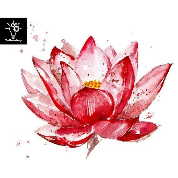 Photo of Lotus Lotus Tätowierung Lotus Tattoo Faux Tatouage Tatouage Aquatique