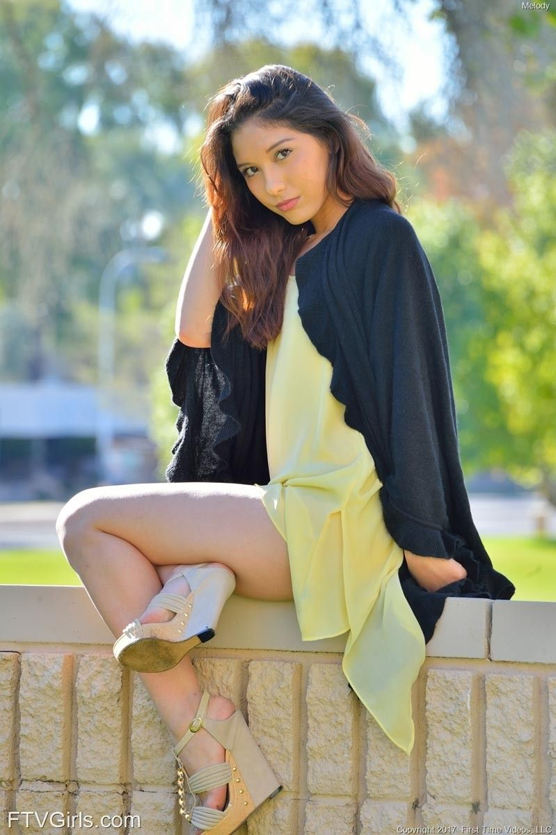 FTV Melody in Yellow