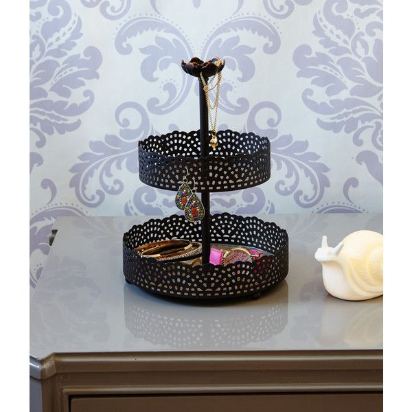 Delicieux Aeropostale Tiered Jewelry Stand (19 CAD) ❤ Liked On Polyvore Featuring Home,  Home
