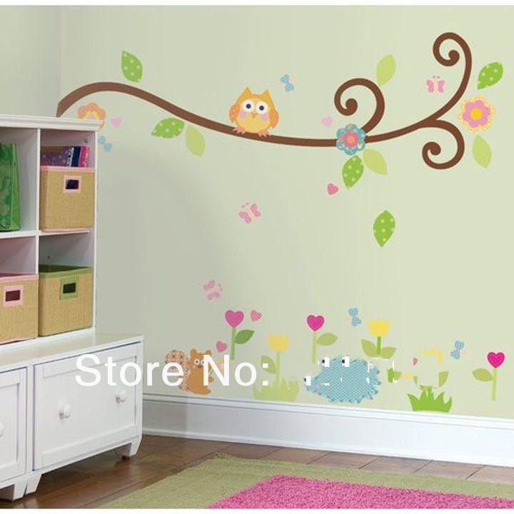 murales para decorar paredes infantiles - Buscar con Google ...