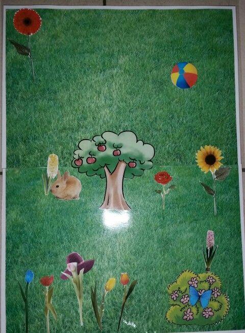 Ruimtebegrippen: een tuintje maken
