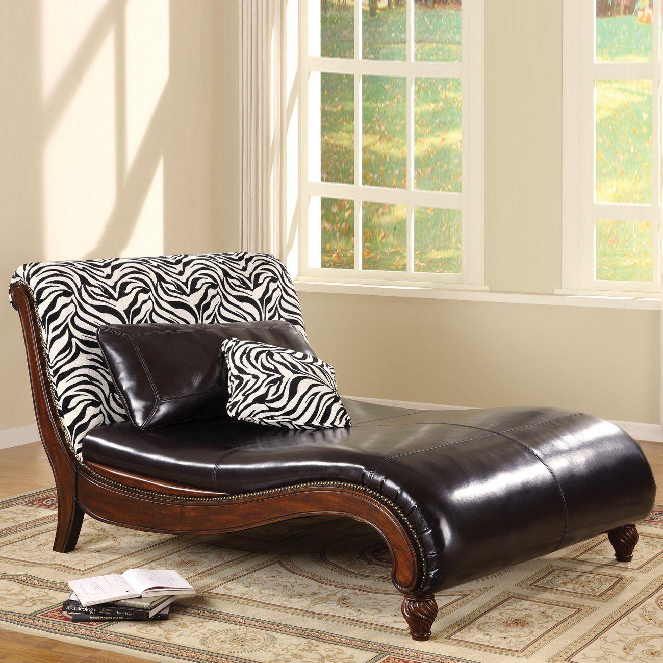 Coaster Fine Furniture 550061 Chaise - Home Furniture ...