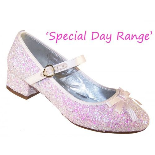 Girls bridesmaid shoes, Girls