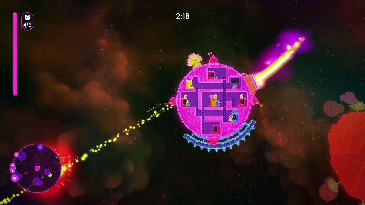 Video Lovers In A Dangerous Spacetime Supernova Level With All