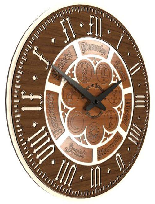 World tower clocks Turmuhr aus Straßburg UGC 010 B versandkostenfrei, 100 Tage Rückgabe, Tiefpreisgarantie, nur 59,00 EUR bei Uhren4You.de bestellen