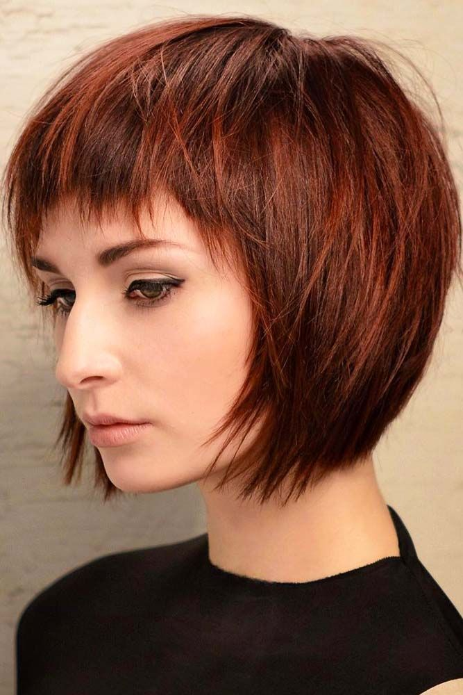 18 Trendy Ideas To Flaunt With Modern Pageboy Haircut Hair Cuts