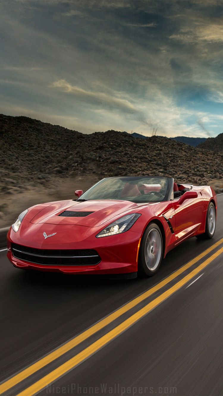 Chevrolet Corvette IPhone 6/6 Plus Wallpaper