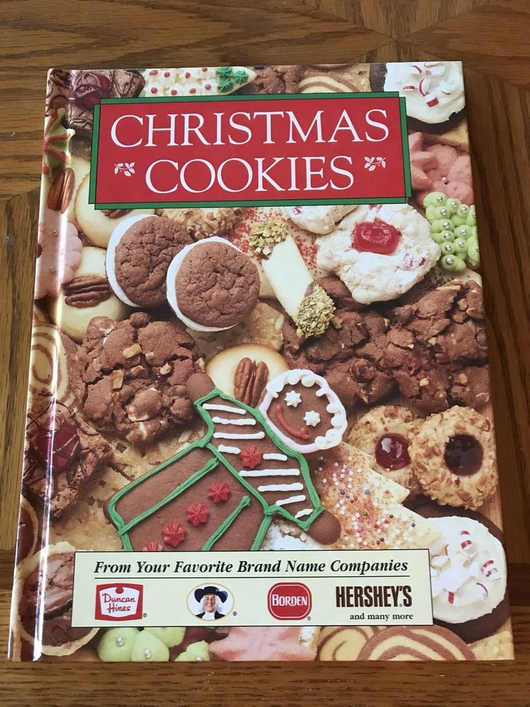 Christmas Cookies From Favorite Brand Name Companies Hershey S