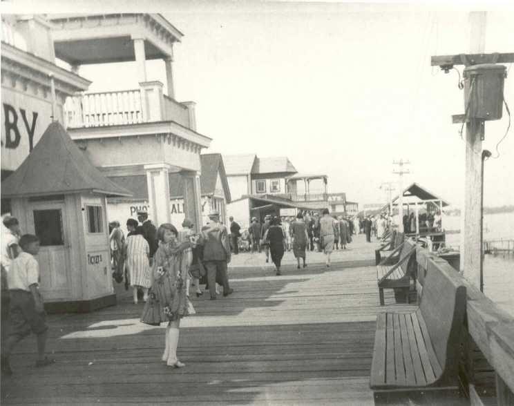 Chesapeake Beach Maryland Boardwalk