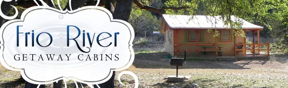 Just 4 Miles From Garner State Park Frio River Cabin Rentals Concan Tx Getaway Cabins Cabin Rentals Garner State Park
