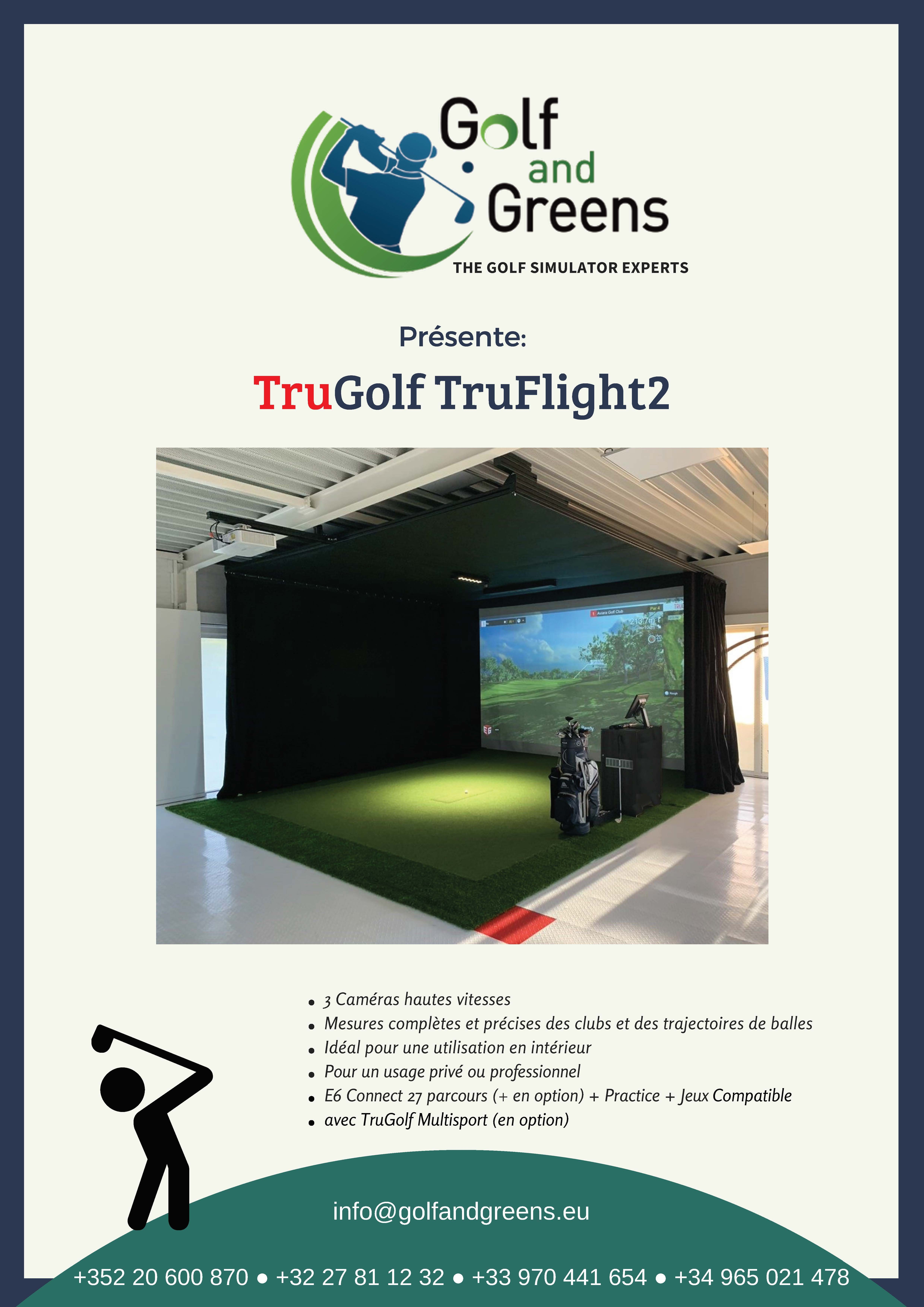 Truflight 2 Practice Play Carte Reseau Centre Sportif Et Club