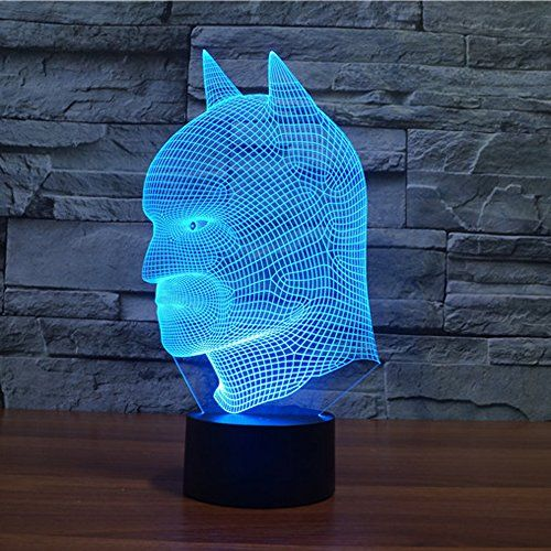 Led Night Lamp Kids Desk Room Art Sculpture Lights Up I Https Www Amazon Com Dp B01ghhed7u Ref Cm Sw R Pi Dp Led Night Lamp 3d Led Lamp 3d Illusion Lamp