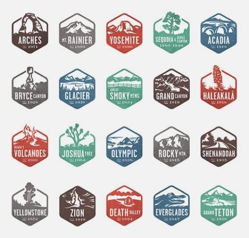 Visit all national parks! So far Rocky Mountain and Acadia, soon Yellowstone and Grand Teton, then next is Arches, Zion, Glacier, Yosemite, Badlands, and the Grand Canyon.