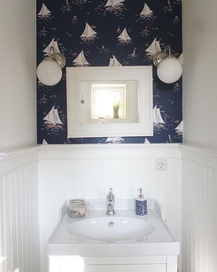 Beadboard De Wandverkleidung Auf Instagram Wir Von Beadboard De Wunschen Euch Ostern Und Hoffen Ihr Hattet E In 2020 Wandpaneele Runde Badezimmerspiegel Badezimmer