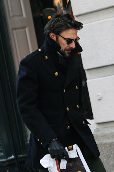 1000  images about Coats on Pinterest | Military style Double