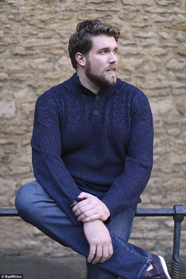 Img Signs Its First Plus Size Male Model Clothes Ideas