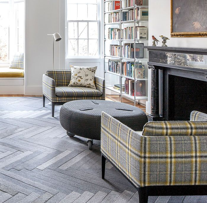 The Top 10 Flooring Trends For 2019: Living Room Trends, Designs And Ideas 2018 / 2019