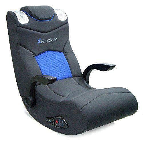 Ace Bayou X-Rocker Ice Video Rocker Game Chair, Black | Gaming ...