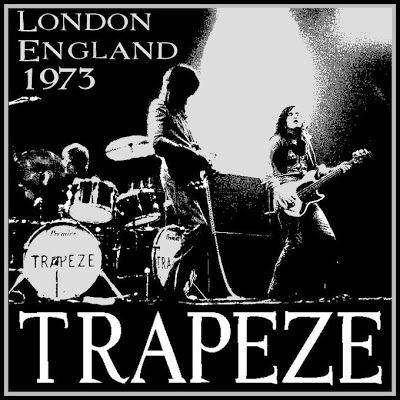 rock rare collection fetish: TRAPEZE - London England 31 March 1973