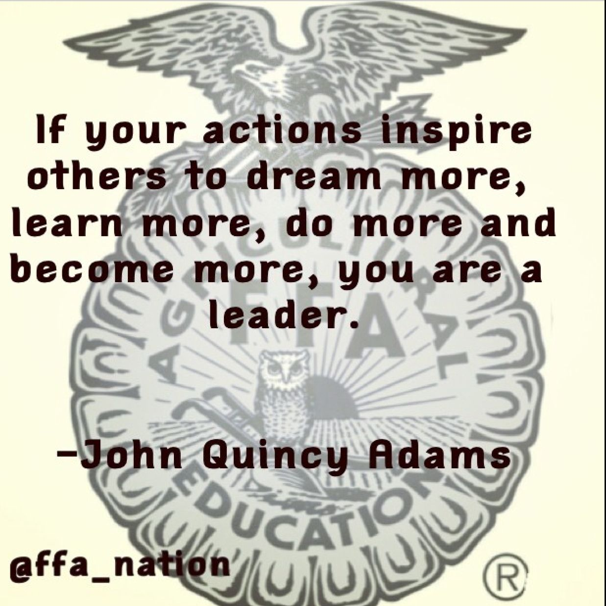 4 H Quotes If Your Actions Inspire Others To Dream More Learn More Do More
