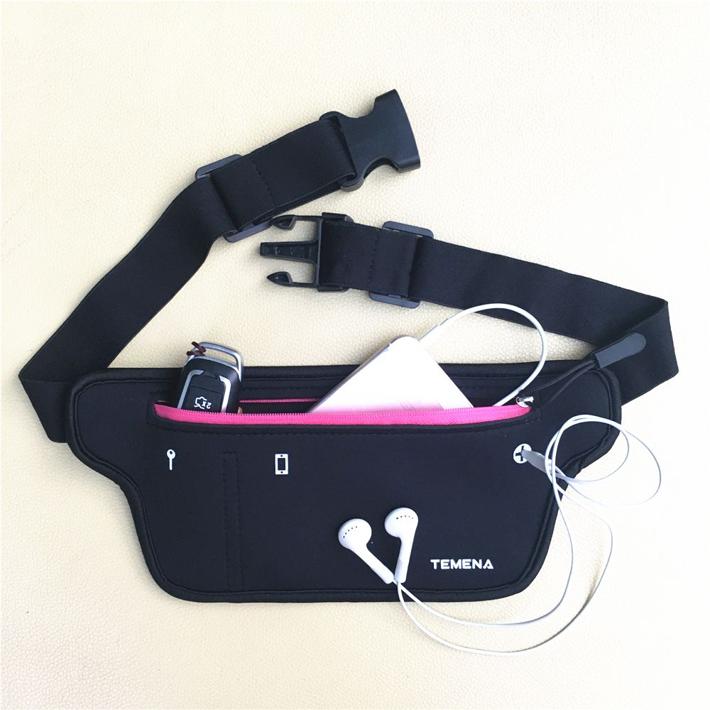Relojes Y Joyas Buy Cheap 2019 New Runing Bag Waist Bag Running Belt Waterproof Mobile Phone Holder Pouch Jogging Belt Belly Bag Women Gym Fitness Bag