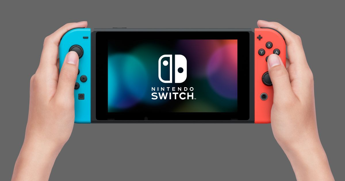 Nintendo Switch - Neon Blue and Red - nintendo switch price #nintendoswitchprice #nintendoswitchreview #nintendoswitchamazon #nintendoswitchbestprice #nintendoswitchforsale