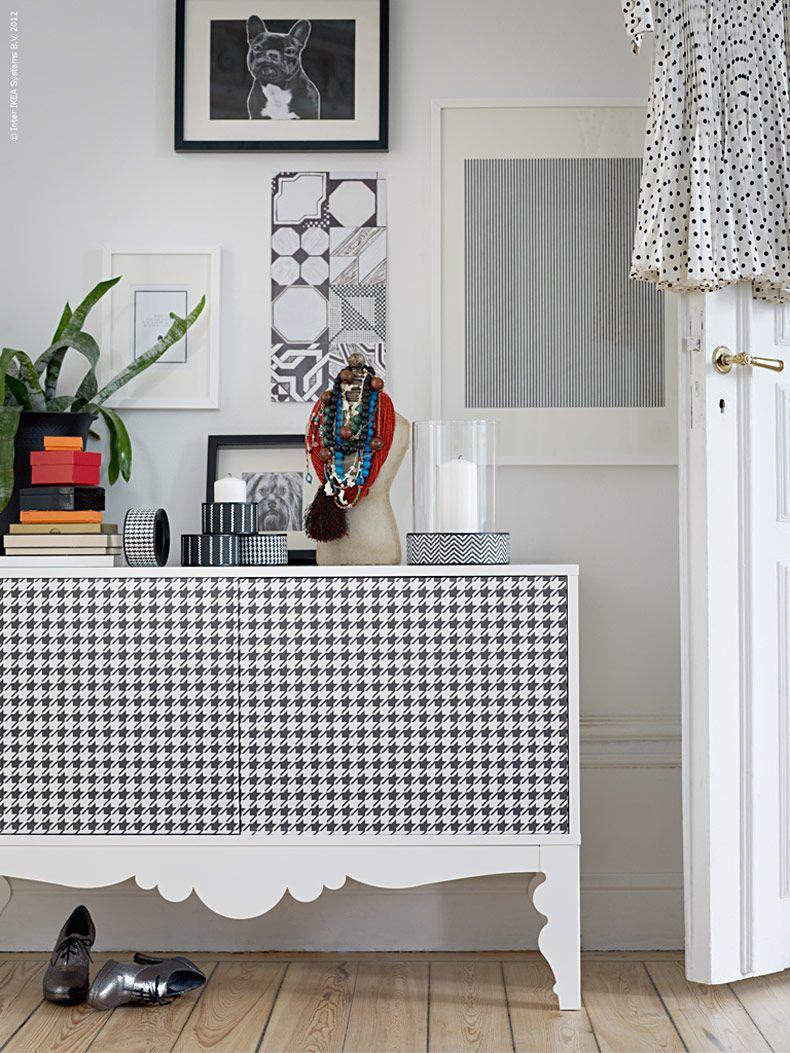 DIY – MALM med läder | IKEA Livet Hemma – inspirerande