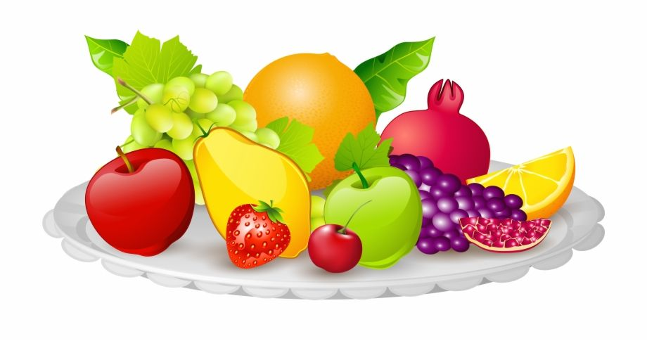 Png Royalty Free Download Food Plate Clipart Fruits Clipart Png Is A Free Transparent Png Image Search And Find Mo Fruit Clipart Food Clipart My Food Plate