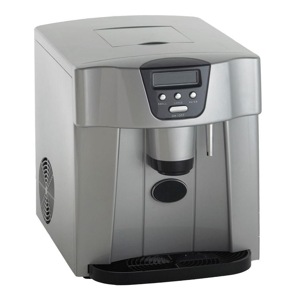 Portable Ice Makers U0026 Countertop Ice Machines | Ice Machines U0026 Ice Makers |  Pinterest | Ice, Home And Ice Makers