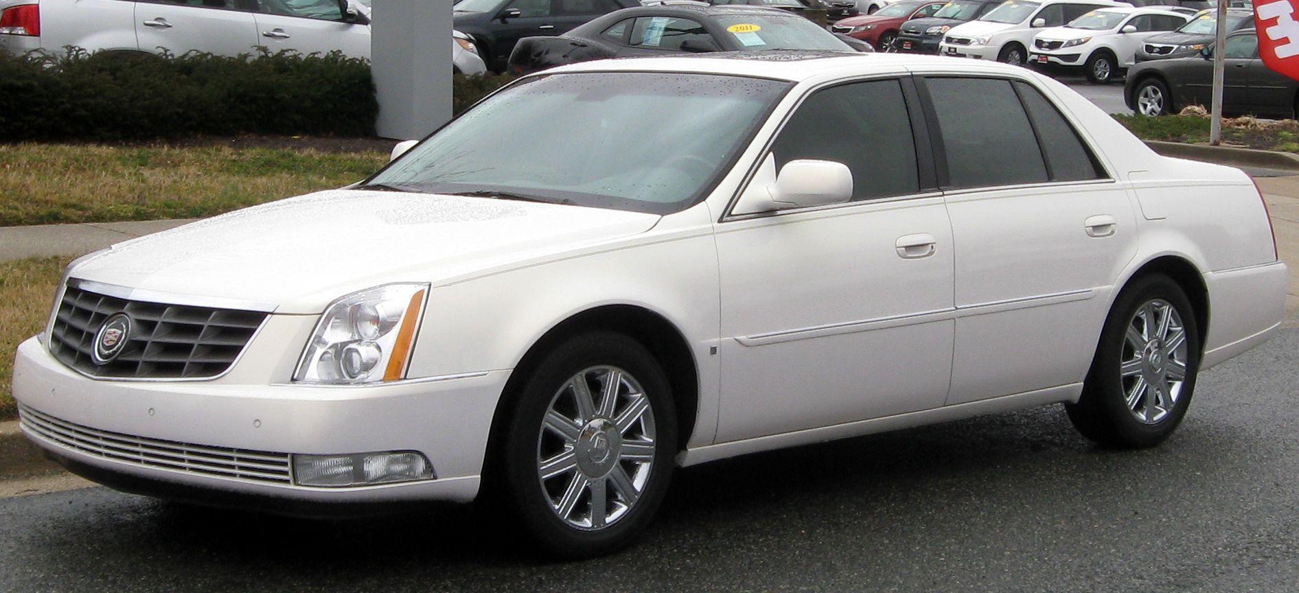 2006 Cadillac Dts Armrest
