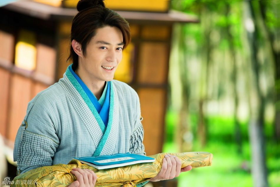 Wallace Huo in Swordman