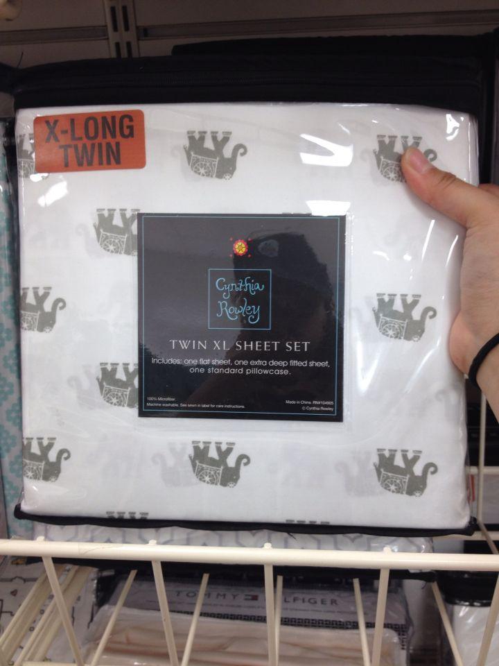 Tjmaxx Elephant Bed Sheet Anniikoko Elephant Bedding Twin Xl
