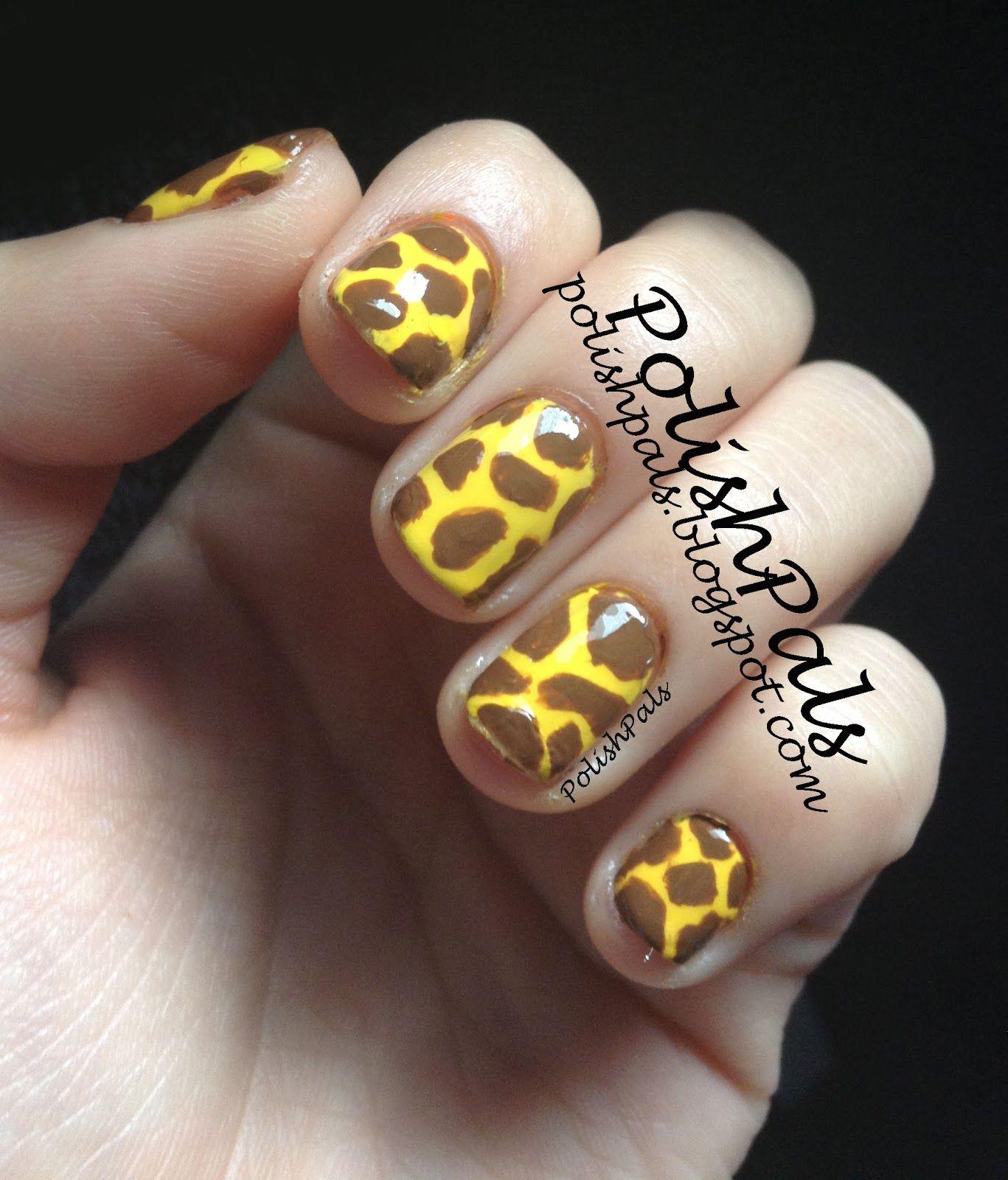 Giraffe Print! <3