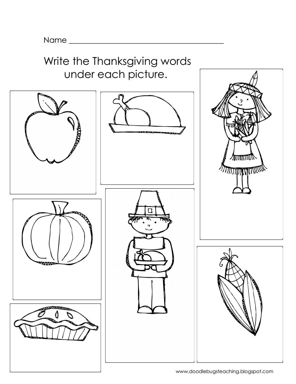Thanksgivingsheets Pdf Thanksgiving Entertaining Thanksgiving Preschool Thanksgiving Activities [ 1232 x 952 Pixel ]